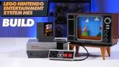 Lego Nintendo Entertainment System - Gamereactor baut das Lego-Snes