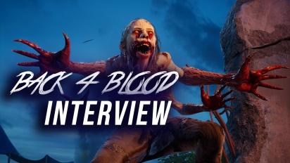 Back 4 Blood - Interview mit Chris Ashton und Phil Robb