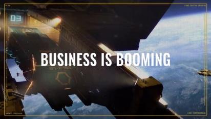 Hardspace: Shipbreaker - 'Business is Booming' Update Trailer