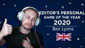 GOTY 2020: Die Lieblinge der Gamereactor-Redaktion - Ben Lyons (UK)