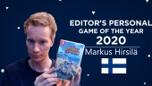 GOTY 2020: Die Lieblinge der Gamereactor-Redaktion - Markus Hirsilä (Finnland)