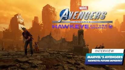 Marvel's Avengers - Interview zu Operation: Hawkeye / Future Imperfect