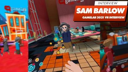 Gamelab 21 - VR-Interview mit Sam Barlow