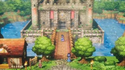 Dragon Quest III HD-2D Remake - Reveal Trailer