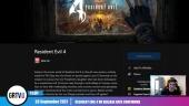 GRTV News - Termin von Resident Evil 4: VR-Edition bekannt