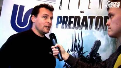 Aliens vs Predator Interview