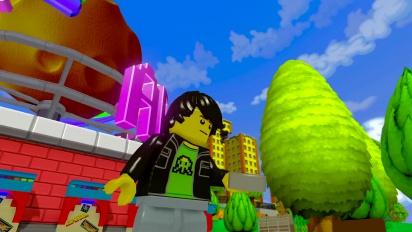 Lego Dimensions - Midway Arcade Trailer