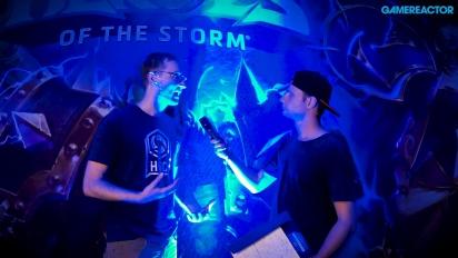 Heroes of the Storm - Sam Braithwaite Interview