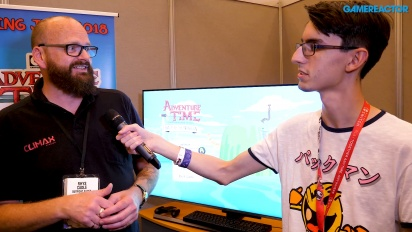 Adventure Time: Pirates of the Enchiridion - Rhys Cadle Interview