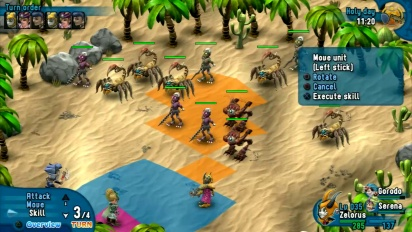 Rainbow Moon - Party Management Dev Diary