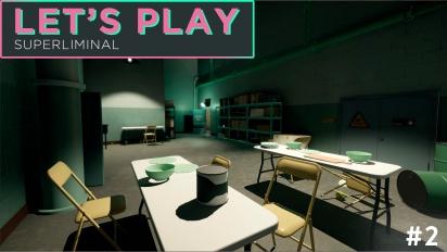 Let's Play Superliminal - Episode 2