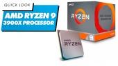 AMD Ryzen 9 3900X: Quick Look