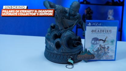 Pillars of Eternity 2: Deadfire - Unboxing der Ultimate Collector's Edition