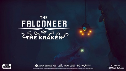 The Falconeer - 'The Kraken' Update Teaser