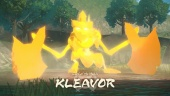 Pokémon Legends Arceus - Encounter Noble Pokémon Trailer