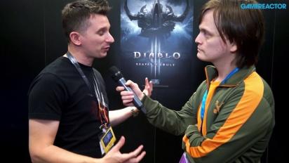 Diablo III: Ultimate Evil Edition - Interview Matthew Berger
