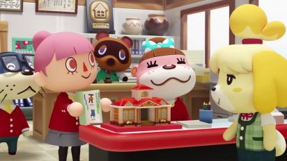 Animal Crossing: Happy Home Designer - Ein ganz besonderer Auftrag (Deutsche Version)