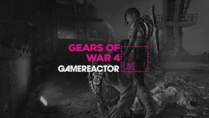GEARS OF WAR 4 - LIVESTREAM REPLAY