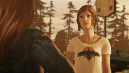 Life is Strange: Before the Storm - Chloe and Rachel Dev Diary