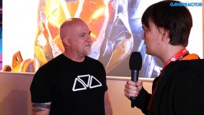 Anthem - Jon Warner Interview