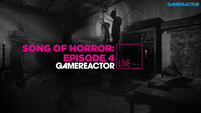 Song of Horror - Episode 4 - Livestream-Wiederholung