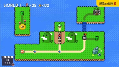 Super Mario Maker 2 - Update 3.0.0 Chinese Subtitle