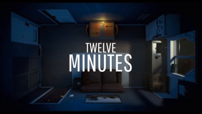 12 Minutes - Behind The Scenes & Voice-Over Sessions