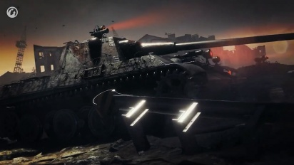 World of Tanks - Statusbericht zum Halloween-Event Mirny-13