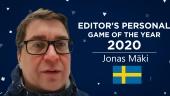 GOTY 2020: Die Lieblinge der Gamereactor-Redaktion - Jonas Mäki (Schweden)