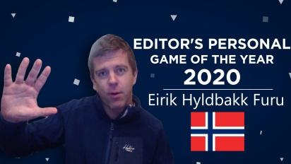 GOTY 2020: Die Lieblinge der Gamereactor-Redaktion - Eirik Hyldbakk Furu (Norwegen)