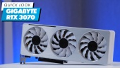 Gigabyte RTX 3070: Quick Look