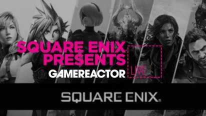 Square Enix Presents Spring 2021 - Livestream-Wiederholung