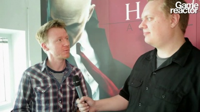 Hitman: Absolution - Interview Christian Elverdam