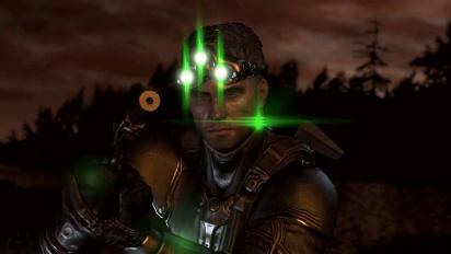 Splinter Cell: Blacklist - Launchtrailer
