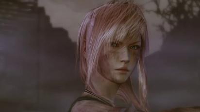 Lightning Returns: Final Fantasy XIII - Lara Croft Tomb Raider Gear - DLC Trailer