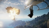 Just Cause 3 - E3 Gameplay Trailer (Deutsch)