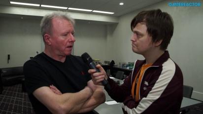 GDC 2016 - Interview Jim Ryan - Playstation VR, PS4 und Perspektiven von Sony