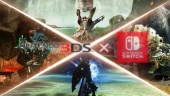 Monster Hunter XX: Nintendo Switch Ver. - Japanese trailer