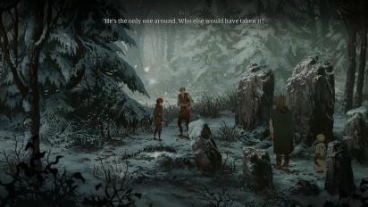 The Pillars of the Earth - Daedalic Days 2017 Gameplay Presentation