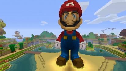 Minecraft Nintendo Switch Edition - Launch Trailer