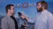 God of War - Interview mit Derek Daniels
