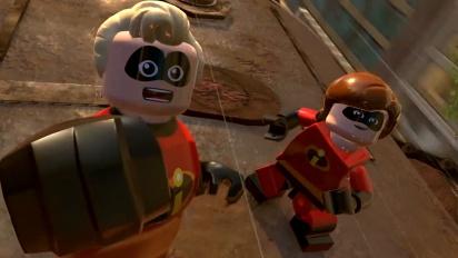 Lego Die Unglaublichen - Crime Waves Trailer (deutsch)