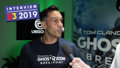 Ghost Recon: Breakpoint - Interview mit Emil Daubon