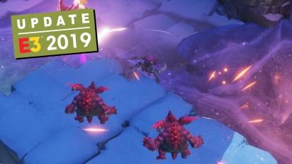 Darksiders Genesis - E3-Gameplay