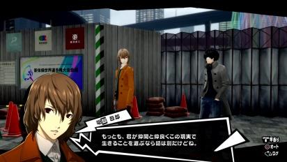 Persona 5: The Royal - Akechi Character Trailer (Japanese)