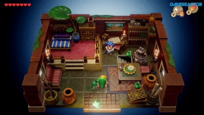 The Legend of Zelda: Link's Awakening - Totaka's Song (Gameplay)