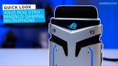 ASUS ROG Strix Magnus (Gaming-Mikrofon) - Quick Look