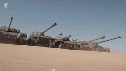 World of Tanks 10th Anniversary Trailer