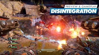 Disintegration - Gameplay-Vorschau