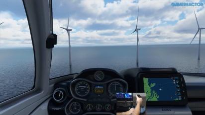 Microsoft Flight Simulator - Flug über Kopenhagen